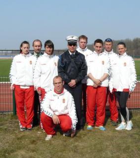 Rendőr Terepfutó EB - 2012