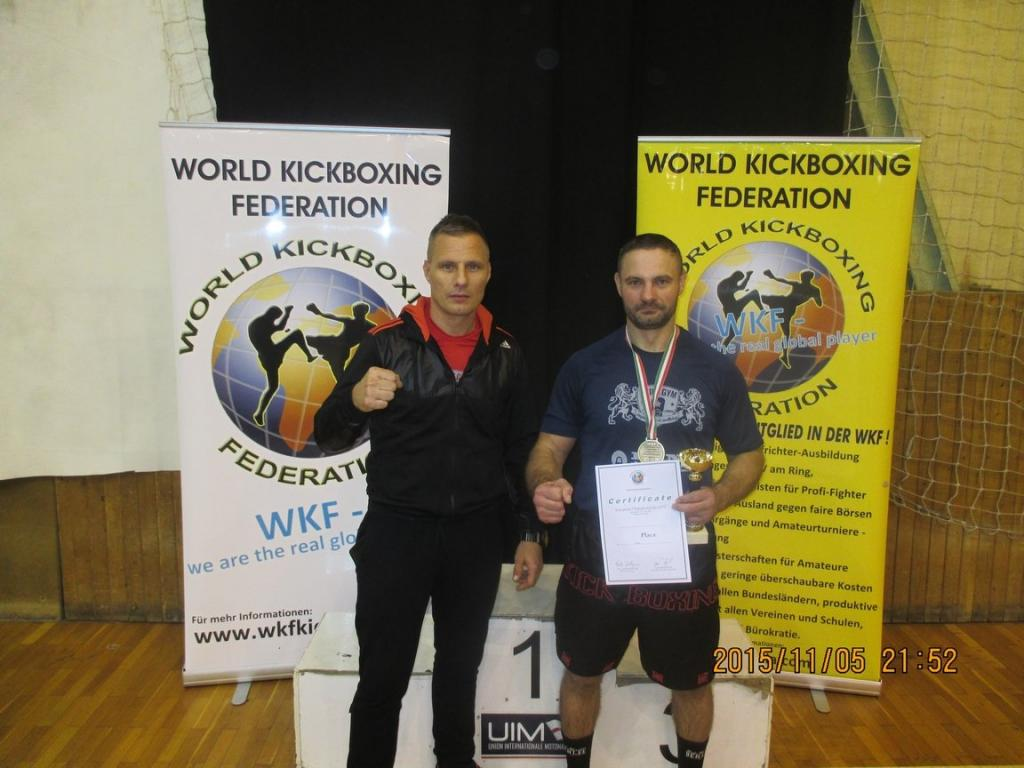Kickbox Európa-bajnokság