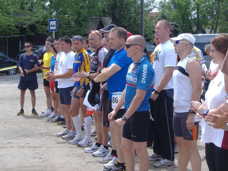 Rendőr Duatlon Bajnokság - 2012