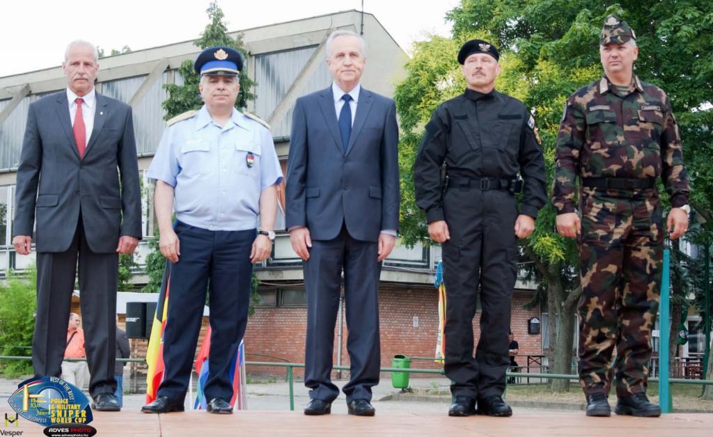 XIII. Rendőr és Katonai Mesterlövő Világkupa